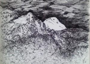 appennino-sopra-varese-ligure-china-su-cartoncino-35-x-27-agosto-2016