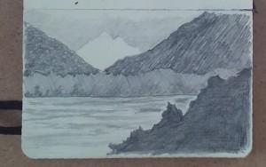 Maloja lago